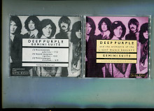 "Продам CD Deep Purple ""Gemini Suite Live"" – 1970"
