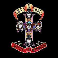 Guns N' Roses- Appetite For Destruction