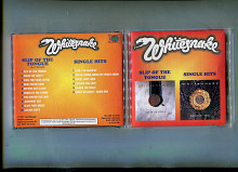 "Продам CD Deep Purple – Whitesnake ""Slip of the Tongue"" – 1989 / ""Single Hits"""