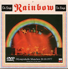Rainbow- On Stage / Olympiahalle Munchen 20.10.1977