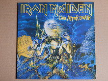 Iron Maiden ‎– Live After Death (EMI ‎– 1C 2LP 162 24 0426 3, EU) 2 insert, booklet NM/NM-/NM-
