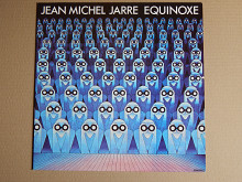 Jean Michel Jarre ‎– Equinoxe (Disques Dreyfus ‎– 824 747-1, France) NM-/NM-