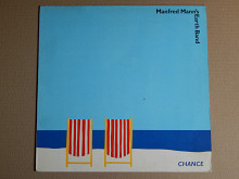 Manfred Mann's Earth Band ‎– Chance (Bronze ‎– 202 970, Germany) insert NM-/NM-