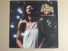 Donna Summer ‎– Love To Love You Baby (GTO ‎– GTLP 008, UK) EX/EX+