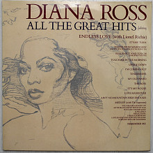 Diana Ross ‎– All The Great Hits 2LP.