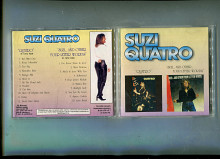 "Продам CD Suzi Quatro ""Quatro"" – 1974 / ""Suzi… And Other Four Letter Words"" – 1979"
