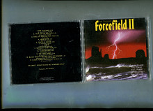 Продам CD Forcefield II «The Talisman» – 1988 + 2 Bonus