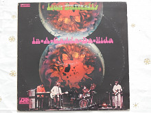 Iron Butterfly ‎– In-A-Gadda-Da-Vida (Atlantic ‎– ATL 40 022, Germany) EX/EX+