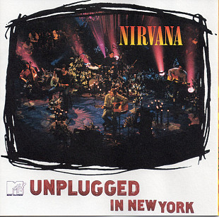 Nirvana ‎– MTV Unplugged In New York (made in USA)