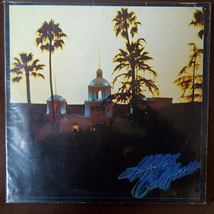 АКЦИЯ! Eagles-Hotel California+poster