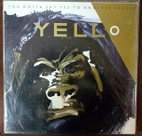 Yello-You gotta say yes to another excess-EX+\NM-ITAL