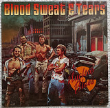 Blood, Sweat & Tears - Nuclear Blues - Poster