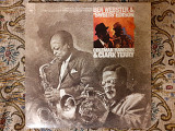 "Двойная виниловая пластинка 2LP Ben Webster & ""Sweet"" Edison Caleman Hawkins & Clark Terry"