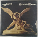 Пластинка Whitesnake ‎– Saints & Sinners (1982, Underdog 67954, France)