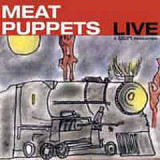 Meat Puppets ‎– Live