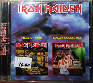 Iron Maiden – Piece of mind (1983) + Single collection 1 (Сд-максимум)