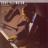 Duke Ellington ‎– The Private Collection: Volume Nine, Studio Sessions New York 1968