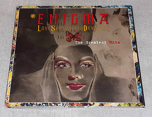 Фирменный Enigma - Love Sensuality Devotion (The Greatest Hits)