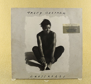 Tracy Chapman ‎– Crossroads (UK & Europe, Elektra)
