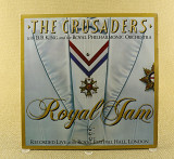 The Crusaders & The Royal Philharmonic Orchestra ‎– Royal Jam (Англия, MCA Records)