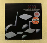 China Crisis ‎– Difficult Shapes & Passive Rhythms - Some People Think It's Fun To Entertain /Англия