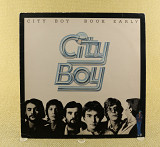 City Boy ‎– Book Early (Англия, Vertigo)
