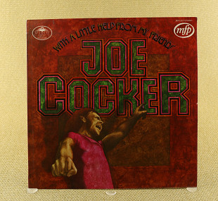 Joe Cocker ‎– With A Little Help From My Friends (Англия, Music For Pleasure)