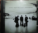 U2 – All that you can't leave behind (2000)(made in EU)