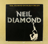Neil Diamond ‎– 20 Golden Greats (Англия, MCA Records)