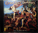 Crash Test Dummies ‎– God Shuffled His Feet (made in Germany)