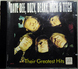 Dave Dee, Dozy, Beaky, Mick & Titch ‎– Their Greatest Hits (made in UK)