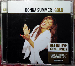 Donna Summer – Gold (2cd)(2005)(made in Germany)
