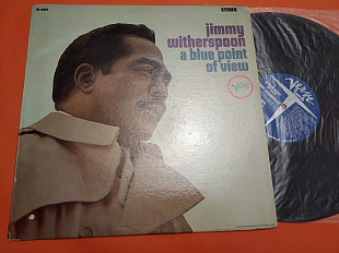 Jimmy Witherspoon – A Blue Point Of View 1966 / Verve – V-5007 , mono , usa , m-/vg++