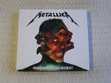 METALLICA / hardwired ...To Self-Destruct / 2016 2 CD
