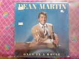 Виниловая пластинка LP Dean Martin - Once In A While