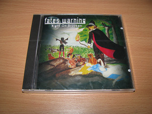 FATES WARNING - Night Of Broken (2002 Metal Blade Germany) SEALED