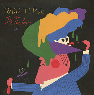 Todd Terje ‎– It's The Arps EP - DJ VINYL