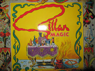 Виниловый Альбом IAN GILLAN (Deep Purple) -Magic- 1983 *ОРИГИНАЛ (NM)