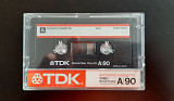 Касета TDK A 90 (Release year: 1986) №2