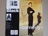 Black ‎– Comedy (A&M Records ‎– 395 222-1, Spain) insert NM-/NM-