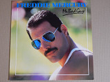 Freddie Mercury ‎– Mr. Bad Guy (CBS ‎– CBS 86312Б Holland) insert NM-/NM-
