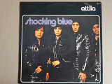 Shocking Blue ‎– Attila (Disc'Az ‎– STEC 139, France) EX+/EX+