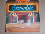 Chilly ‎– Showbiz (Polydor ‎– 2417 137, Germany) insert EX+/NM-