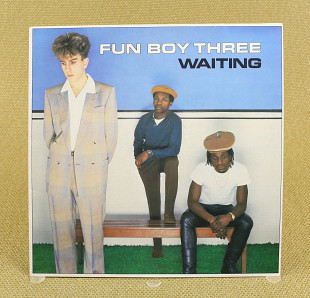 Fun Boy Three ‎– Waiting (Англия, Chrysalis)