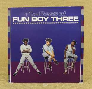 Fun Boy Three ‎– The Best Of Fun Boy Three (Англия, Chrysalis)