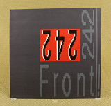 Front 242 ‎– Front By Front (Бельгия, Red Rhino Europe)