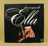 Ella Fitzgerald ‎– The Incomparable Ella (Англия, Polydor)