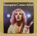 Peter Frampton ‎– Frampton Comes Alive (Англия, A&M Records)