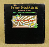 The Four Seasons ‎– Who Loves You (Англия, Warner Bros. Records)