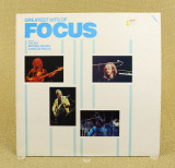 Focus ‎– Greatest Hits Of Focus (Англия, Fame)